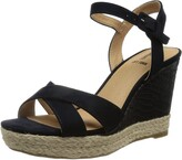 Thumbnail for your product : S'Oliver Women's 5-5-28302-26 Wedge Sandal