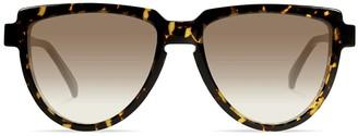 Urican 58BS Tortoiseshell Sunglasses