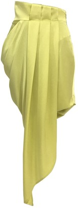 Sandra Weil Yellow Skirt for Women