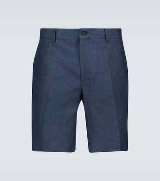 Ralph Lauren Purple Label Straight-fit linen shorts
