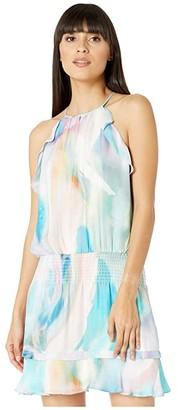 Parker Williame Dress (Pastel Swirl) Women's Dress
