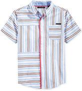 Sean John Sailing Stripes Shirt, Big Boys (8-20)