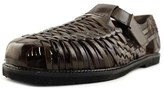 Deer Stags Bamboo2 W Round Toe Leather Fisherman Sandal.