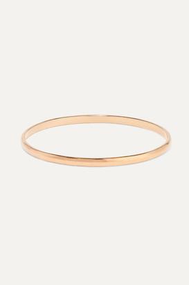 Catbird Net Sustain Mignon Memory 14-karat Rose Gold Ring
