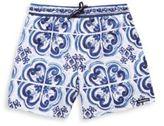 Dolce & Gabbana Maiolica Shorts