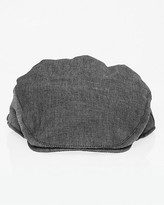 Le Château Cotton Denim Ivy Cap