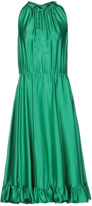 MSGM 3/4 length dresses