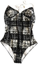 Burberry Black Polyester Swimwear