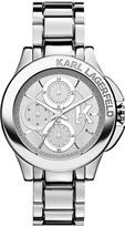 Karl Lagerfeld 'Energy' Chronograph Bracelet Watch, 40mm