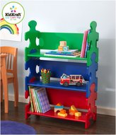 Kid Kraft Puzzle Book Shelf - Primary
