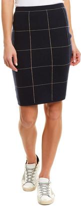 Kier & J Cashmere Pencil Skirt