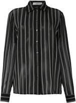 Lanvin striped shirt - women - Silk - 36