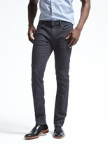 Banana Republic Skinny Rapid Movement Rinse Wash Jean