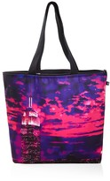 Terez Girls' Empire State Building Tote Bag