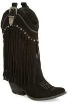 Very Volatile Women's 'Wyatt' Fringe Western Boot