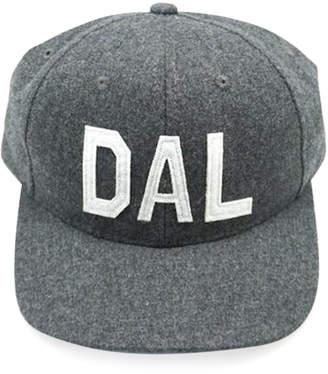 Aviate Dallas Twill Flat-Bill Baseball Cap