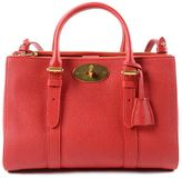 Mulberry Sm Bayswater Dbl Zip Tote