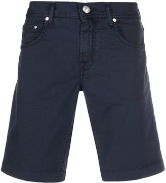 Jacob Cohen Straight-Leg Denim Shorts