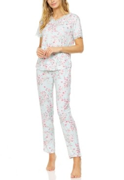 Flora by Flora Nikrooz Mandi 2pc Pajama Set