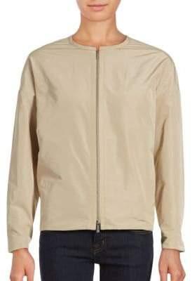 Lafayette 148 New York Chase Zipped Jacket