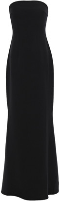 Safiyaa Strapless Stretch-crepe Gown