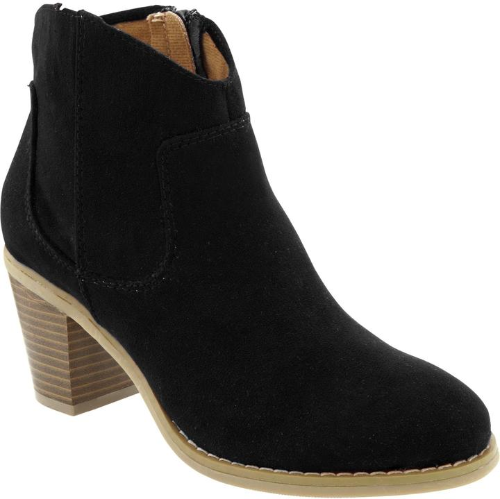 Old Navy Women's Sueded Short-Zip Boots