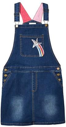 Kimberly Joules Kids Toddler/Little Kids/Big Kids) (Denim) Girl's Clothing