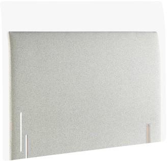 John Lewis & Partners Bedford Full Depth Upholstered Headboard, Super King Size, FSC Certified (Softwood)