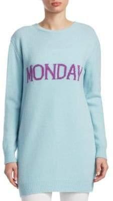 Alberta Ferretti Rainbow Week Capsule Days Of The Week Monday Tunic