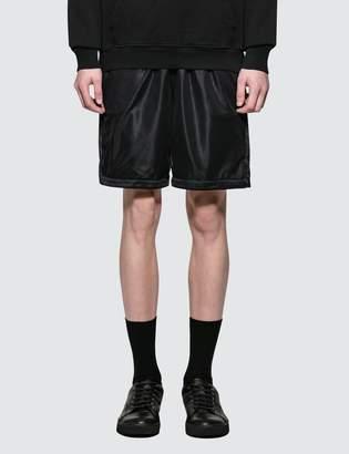 Marcelo Burlon County of Milan County Mesh Shorts