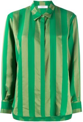 Roseanna Striped Buttoned Shirt