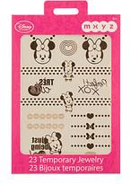 Disney Minnie Mouse MXYZ Temporary Jewelry Pack