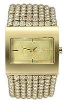 DKNY Women's NY4886 Ceramic Quartz Watch