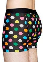 Happy Socks Men's 1 Pack Multi Dot Boxer Brief