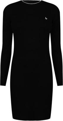Jack Wills Tynemouh Long Sleeve Knit Dress