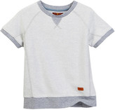7 For All Mankind Pop-Over Terry Tee (Big Boys)