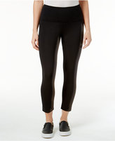Style&Co. Style & Co. Cropped Yoga Leggings, Only at Macy's