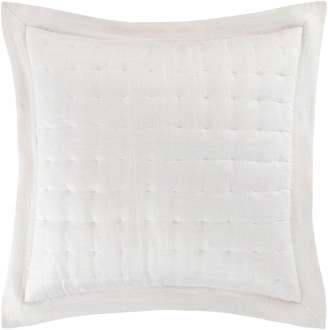 Pine Cone Hill Brussels Quilted Euro Sham