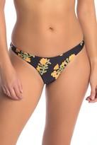 Vix Flower Amber Thong Bikini Bottoms