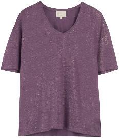 Art Love - Alize T-Shirt Purple - S/M