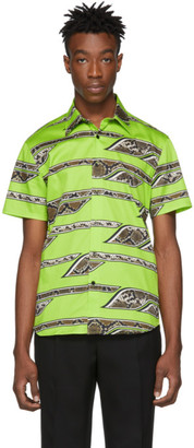 SSS World Corp Green Chisel Shirt