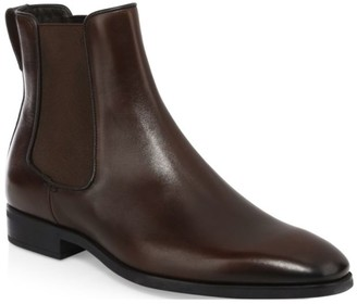 To Boot Aldrich Leather Chelsea Boots