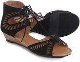 Esprit Carol Sandals - Faux Leather (For Women)