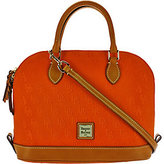 Dooney & Bourke As Is Blended Shadow Zip Zip Satchel