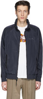 Coach 1941 Navy Horse and Carriage Windbreak Jacket