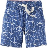 Carter's Print Woven Shorts (Baby) - Geo Print-12 Months