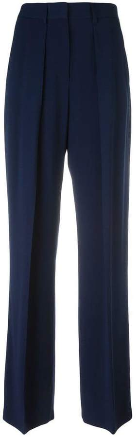 MSGM wide leg trousers