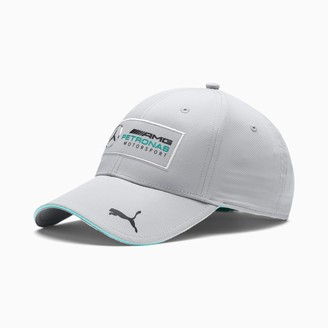 Puma Mercedes Silver Arrows Baseball Cap
