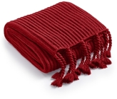 Charter Club Damask Designs CLOSEOUT! Damask Designs Tassel Throw