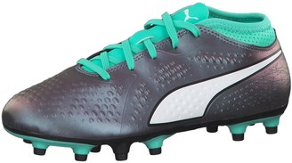 Puma Unisex Kids ONE 4 IL Syn FG Jr Footbal Shoes